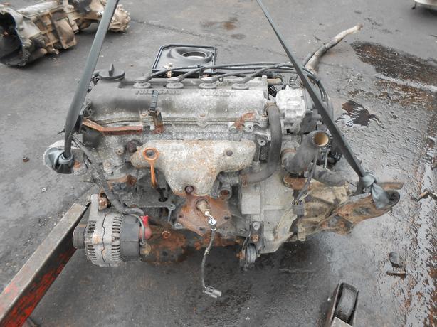NISSAN MICRA K11 1992 - 2003 1.0 16V ENGINE & GEARBOX CG10