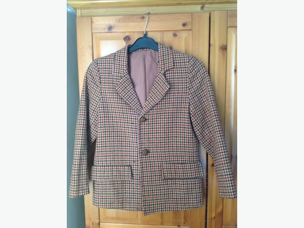 Tweed Jacket age 6-8