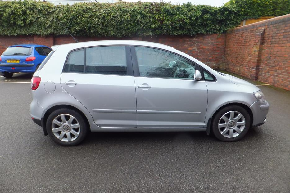 vw golf plus 2 0 gt tdi 55 reg 2005 2 owners full history no offers dudley dudley. Black Bedroom Furniture Sets. Home Design Ideas