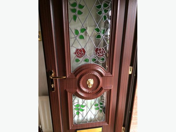 Door infill panel