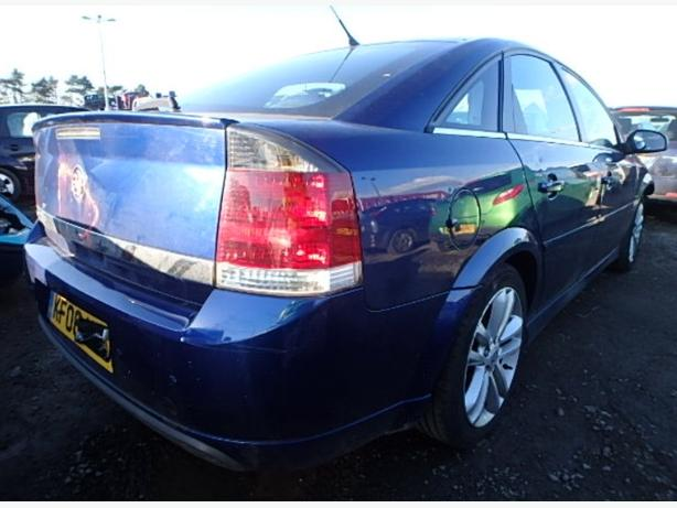 2006 Vauxhall vectra Sri