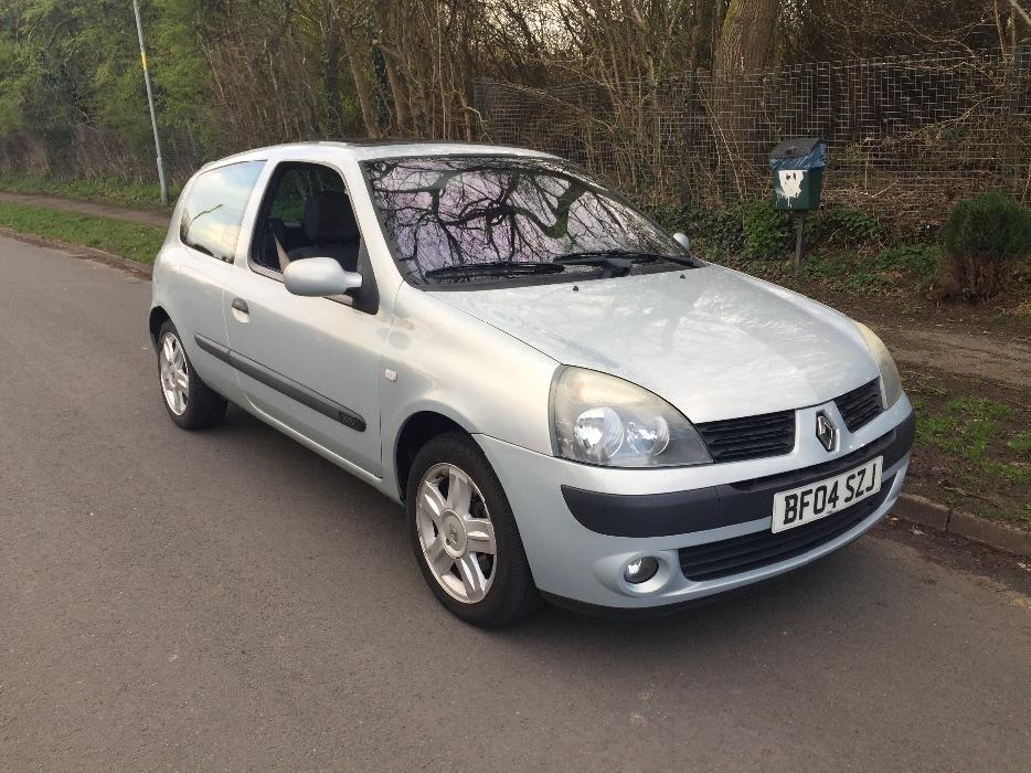 renault clio 1 2 2004 other wolverhampton. Black Bedroom Furniture Sets. Home Design Ideas
