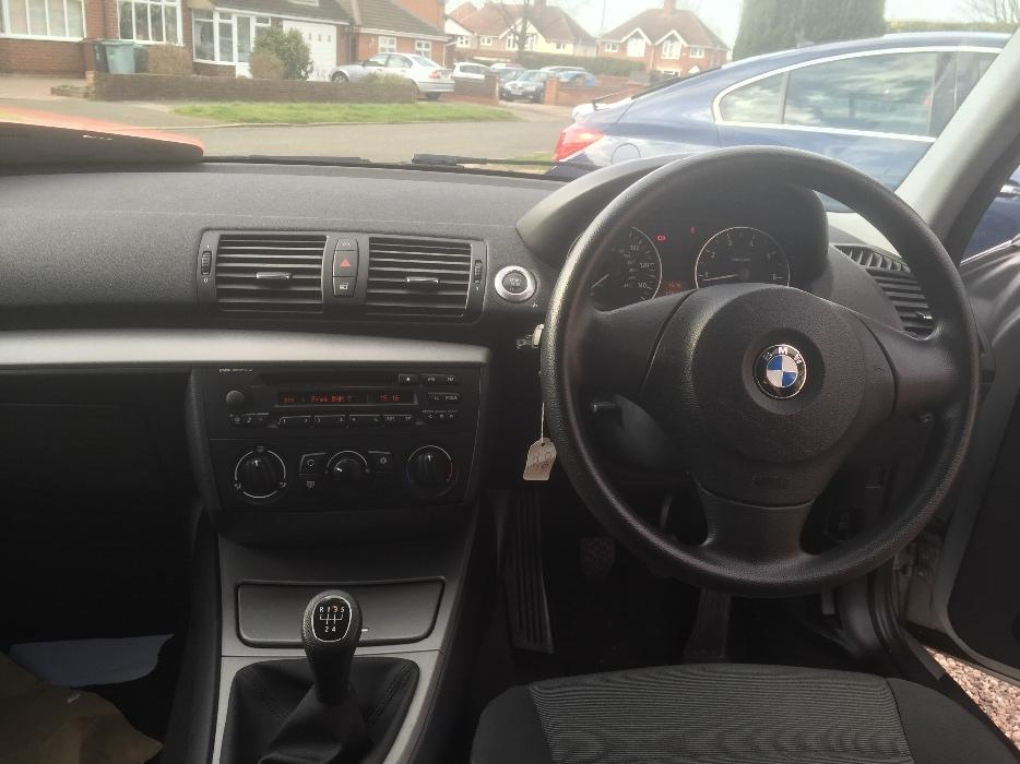 bmw 116i very clean walsall dudley. Black Bedroom Furniture Sets. Home Design Ideas