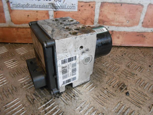 PEUGEOT 407 2004 - 2009 2.0 HDI 135 RHR TRW ABS PUMP & CONTROL MODULE