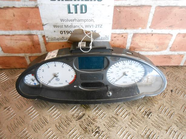 MG ZT 2001 - 2005 1.8 TURBO CLOCKS SPEEDO INSTRUMENT CLUSTER