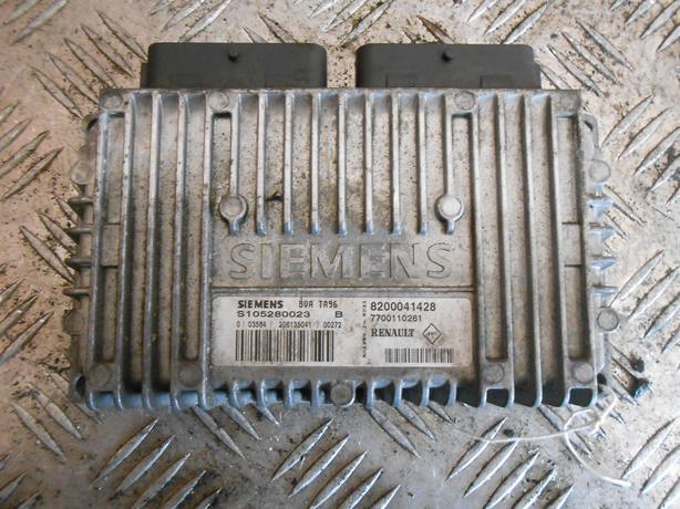 RENAULT CLIO MK2 2002 1.4 16V AUTOMATIC GEARBOX ECU MODULE8200041428