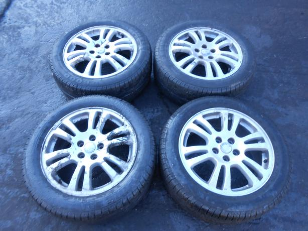 JAGUAR S TYPE CCX 1999-2008 ALUMINIUM ALLOY WHEELS 235/50/ZR17