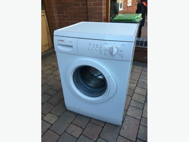 bosch maxx 6 washing machine west bromwich dudley. Black Bedroom Furniture Sets. Home Design Ideas