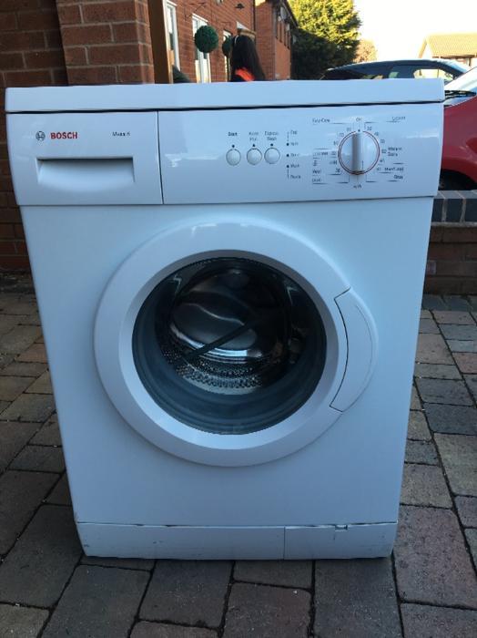 bosch maxx 6 washing machine west bromwich wolverhampton. Black Bedroom Furniture Sets. Home Design Ideas