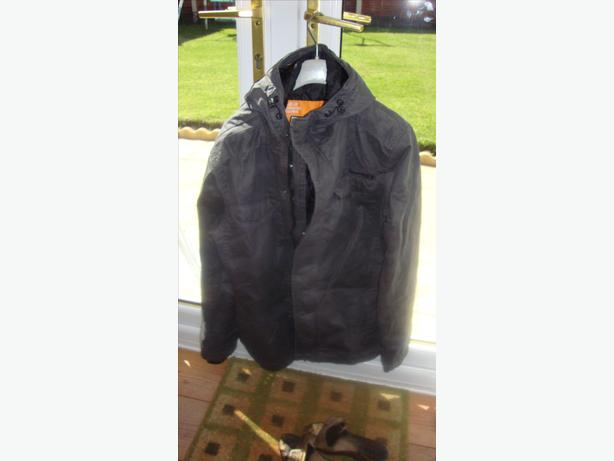 mens jacket and tops