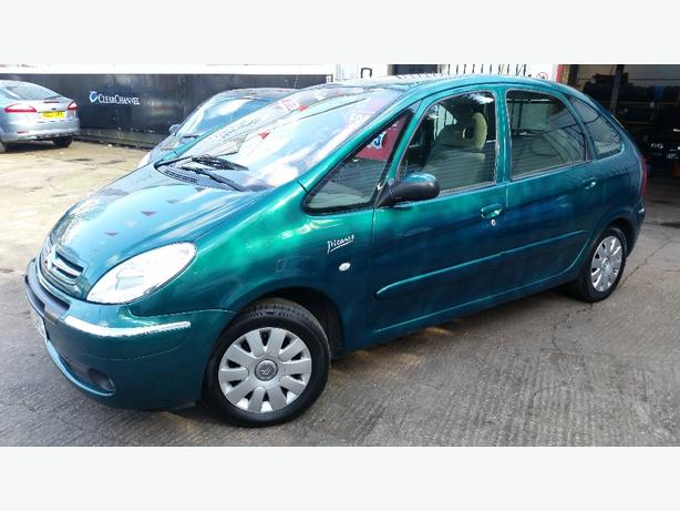 CITROEN XSARA PICASSO EXECUTIVE DIESEL