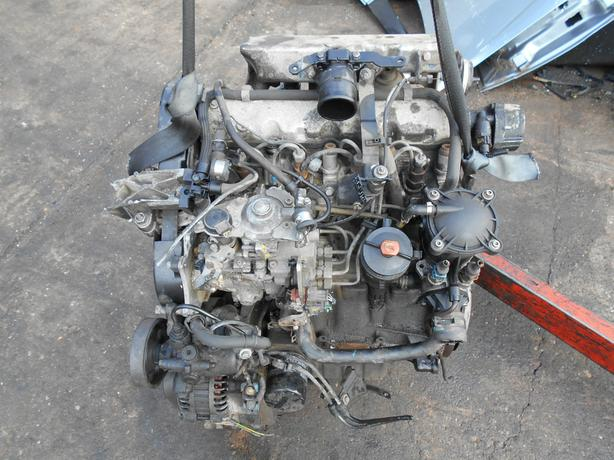 CITROEN XANTIA 1997 1.9 TD TURBO COMPLETE ENGINE ALTERNATOR BOSCH PUMP DHX