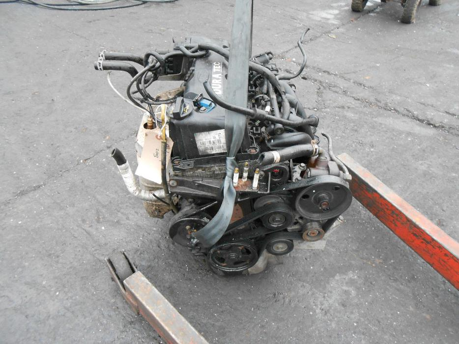 Ford Ka Fiesta 1 3 8v Duratec Complete Engine  U0026 5 Speed