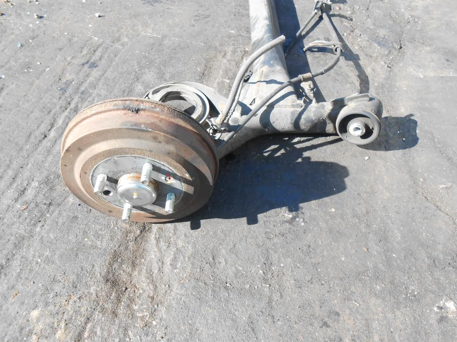 Chevrolet Spark M300 2009 2013 Rear Back Axle Beam Drum