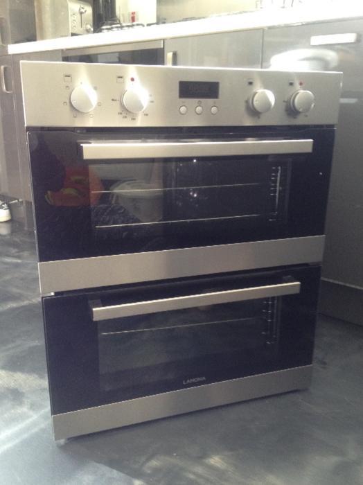 Lamona Double Electric Oven Model Lam4402 Kingswinford