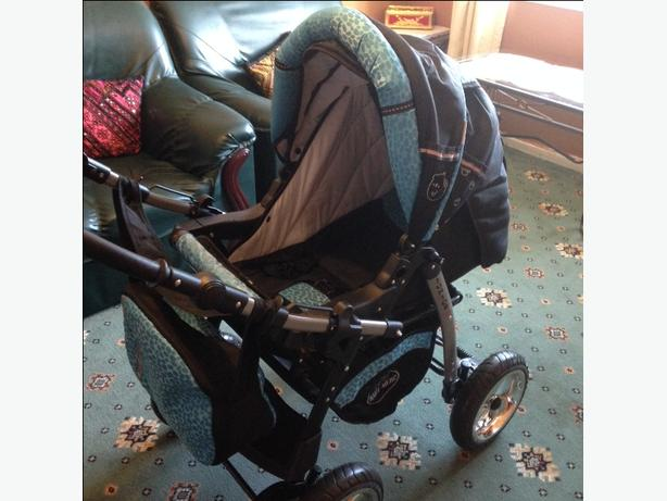 junior pram pushchair stroller buggy +cott