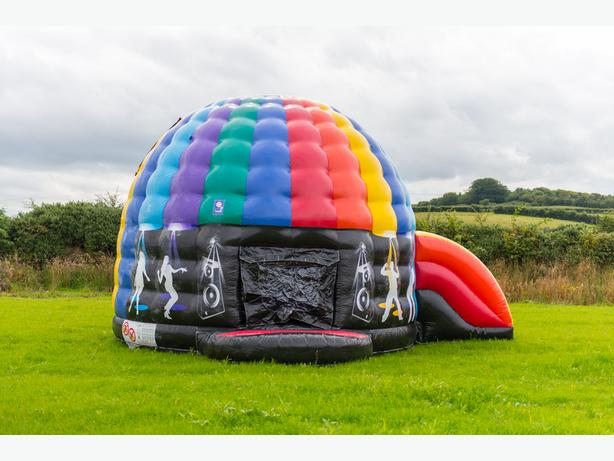Large Disco Dome Hire