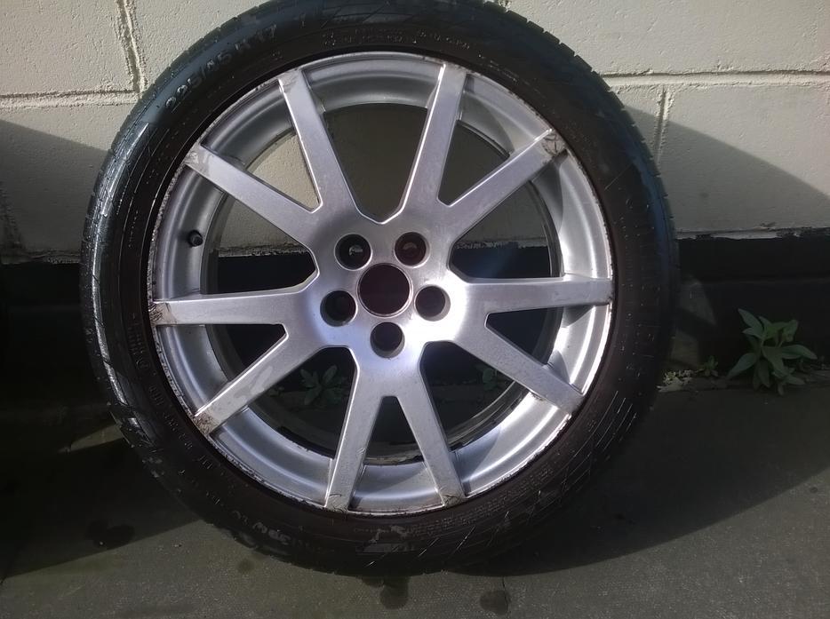 Skoda 17 Vrs Spyder Alloys Wheels Wolverhampton Wolverhampton