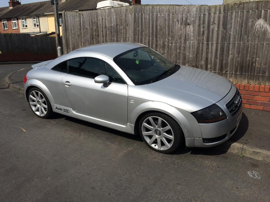 audi tt quatro 1 8 180 bhp brierley hill wolverhampton. Black Bedroom Furniture Sets. Home Design Ideas