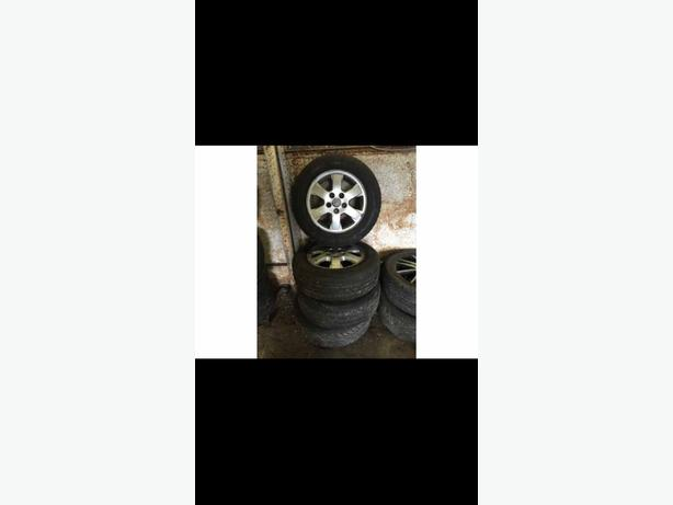 "ALLOY WHEEL VAUXHALL 15"" Vauxhall 5 stud 195/65/r15 - Need Refurb £40 set of 4"