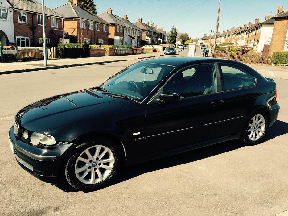 bmw 316 compact 2004 excellent condition other. Black Bedroom Furniture Sets. Home Design Ideas