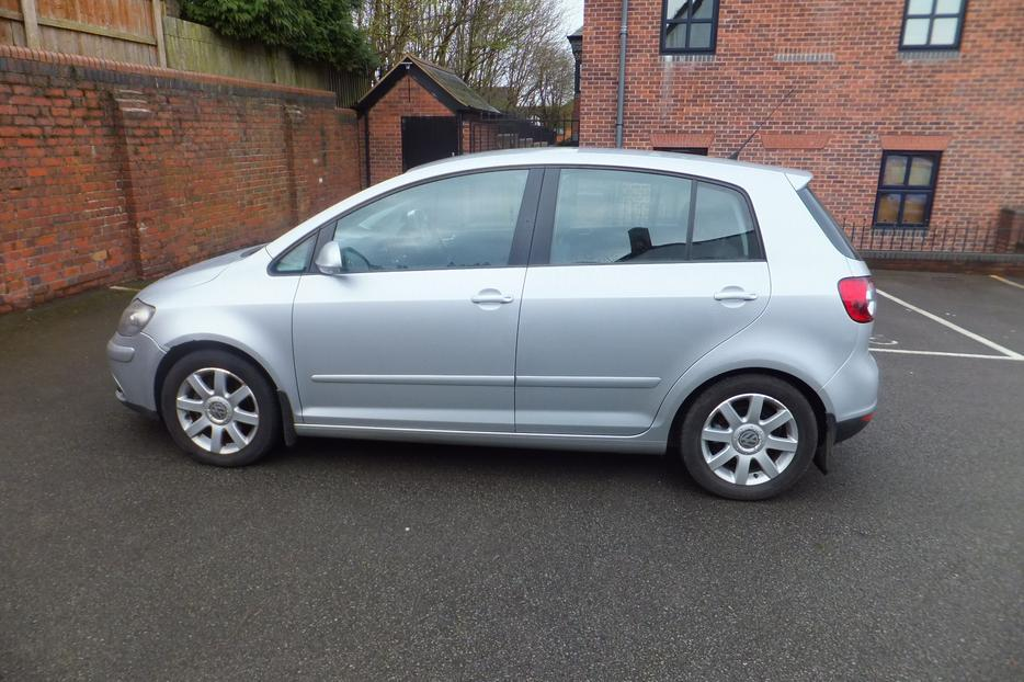 vw golf plus 2 0 tdi gt 55 reg 2005 full history no offers dudley dudley. Black Bedroom Furniture Sets. Home Design Ideas