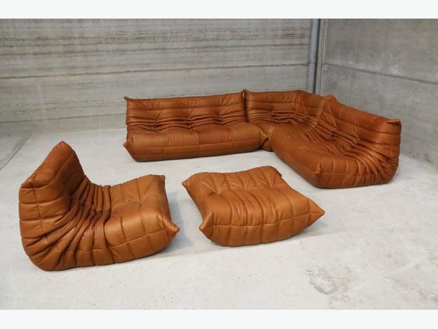 vintage togo set ligne roset france city centre birmingham. Black Bedroom Furniture Sets. Home Design Ideas