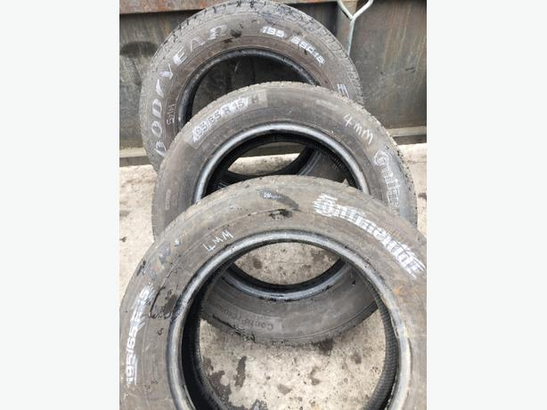 part worn tyres 195 65 r16 continental goodyear 7 each. Black Bedroom Furniture Sets. Home Design Ideas