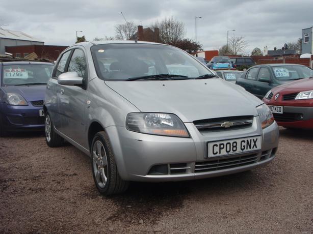 Chevrolet Kalos 1.2 SE 5dr