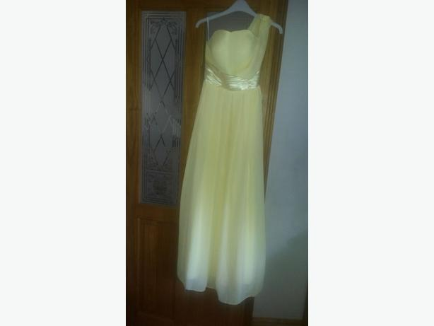 prom/bridesmaid dress size 6