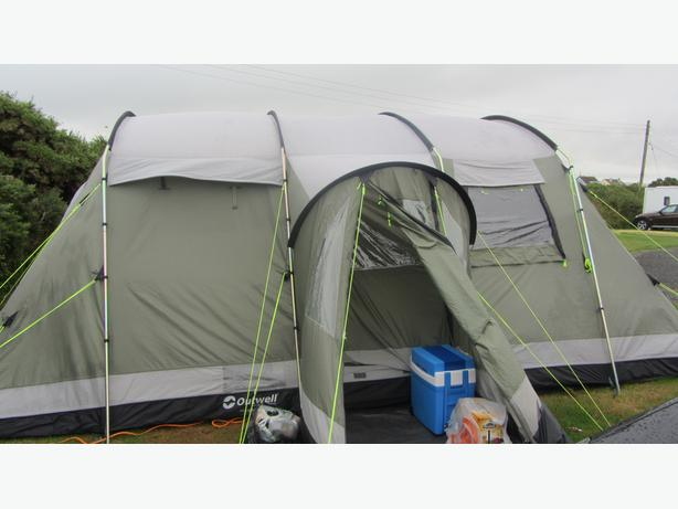Outwell Montan 6 Tent Dudley Walsall Mobile