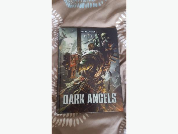 Dark Angels 6th edition 40k codex. MINT.