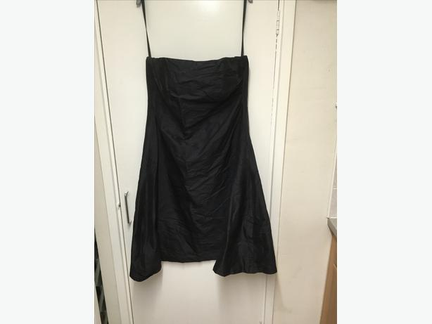 Black Dress UK size 14 Ball Gown, Cocktail Prom