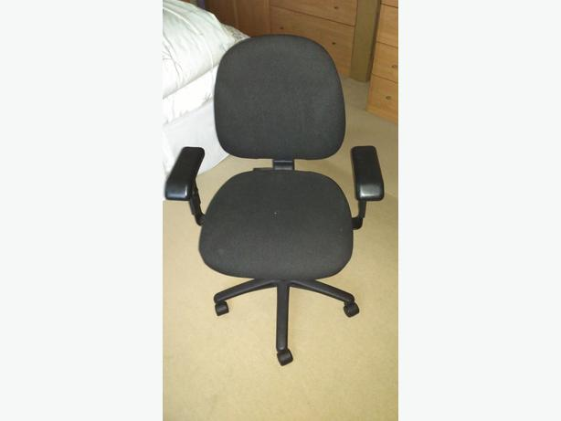 TWO office / study chairs
