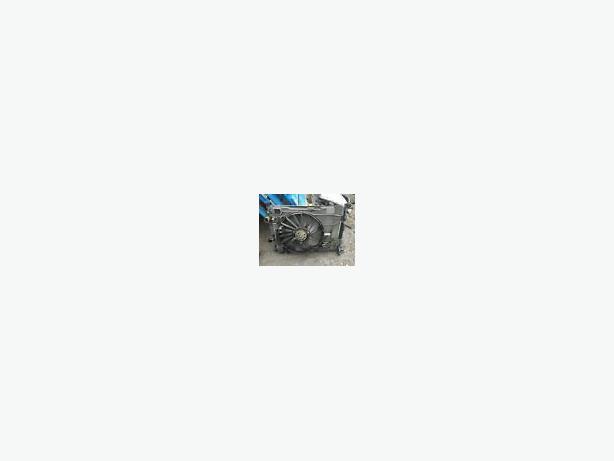 RENAULT MEGANE II 1.9 DCI RADIATOR PACK AND FAN