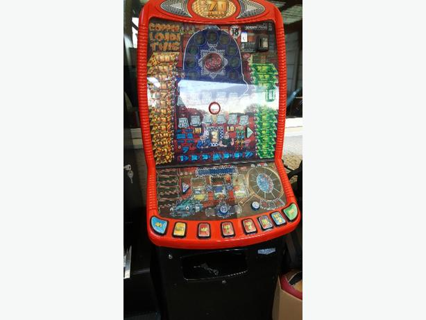 Fruit Machine Copper Loada This