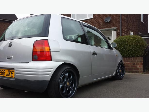 price drop Seat Arosa not vw lupo, polo golf,mini,cooper,corsa sxi,starlet