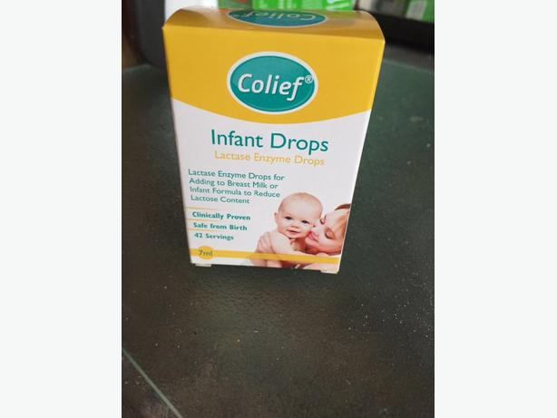 colief drops for colic