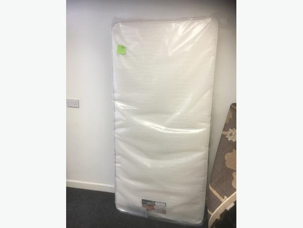 SINGLE PLATINUM MATTRESS- very good quality