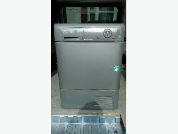 £70ono condenser dryer 8kg hotpoint
