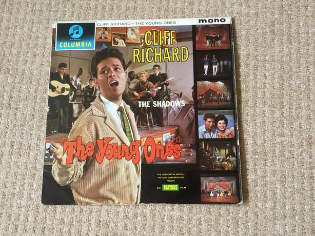 Cliff Richard 'The Young Ones' Original Soundtrack