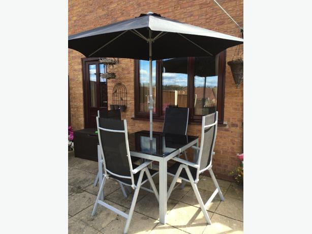 £75 · Malibu 4 Seater Patio Furniture