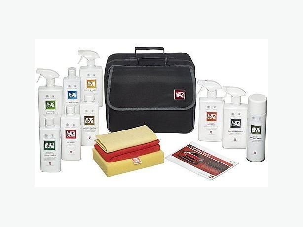 Autoglym complete car care gift pack