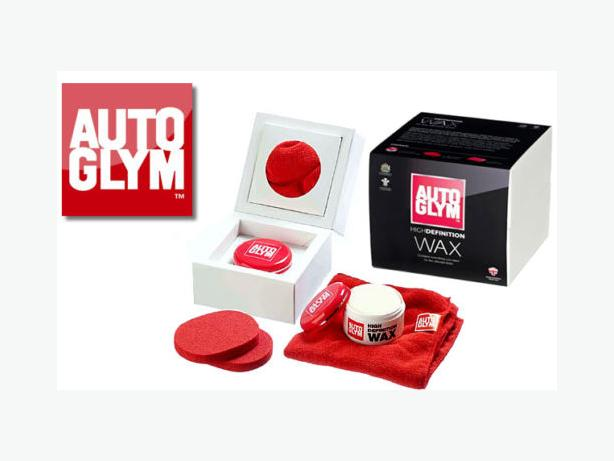 AUTOGLYM HIGH DEFINITION WAX 150G POLISH HD WAX