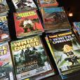 125 White Dwarf magazines