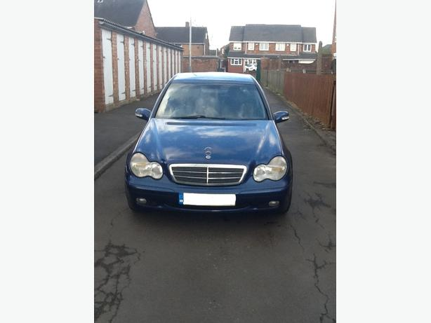 Mercedes c220 cd1 for sale