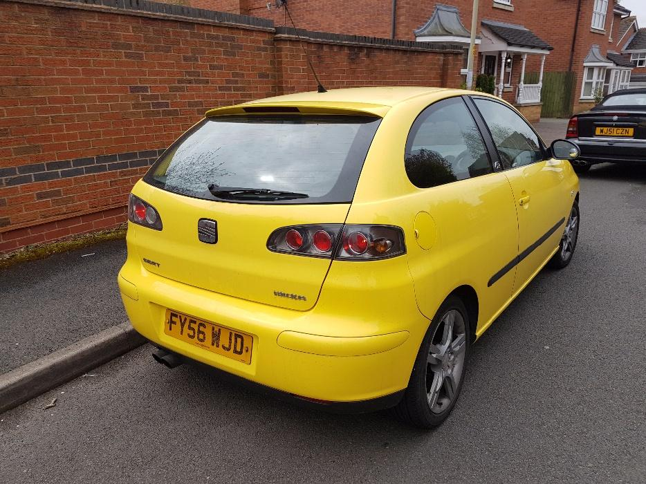 seat ibiza fr 1 9 tdi 56 plate halesowen sandwell. Black Bedroom Furniture Sets. Home Design Ideas