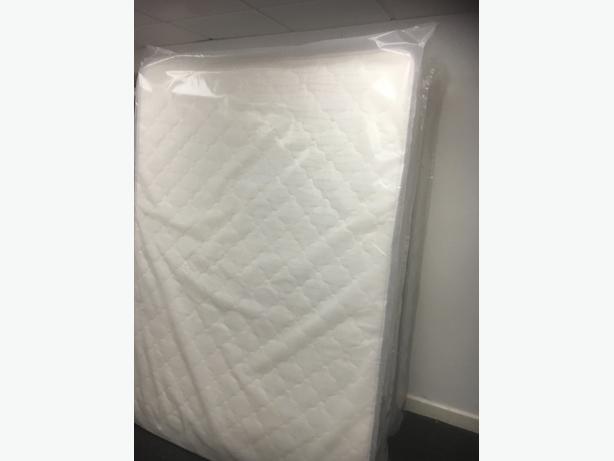 DOUBLE DIVAN BED COMPLETE- buy better/last longer