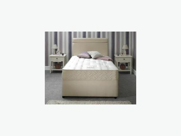 PLATINUM HOLD SINGLE BED- buy better/last longer