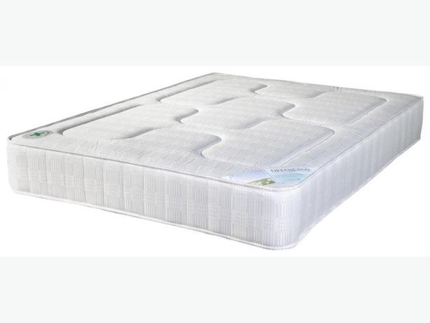 ORCHID DOUBLE ORTHOPAEDIC MATTRESS